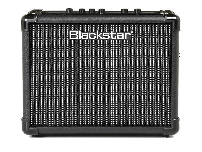 blackstar id core stereo 10 v2 guitar amp demo model. Black Bedroom Furniture Sets. Home Design Ideas