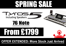 Easter Tyros Offers
