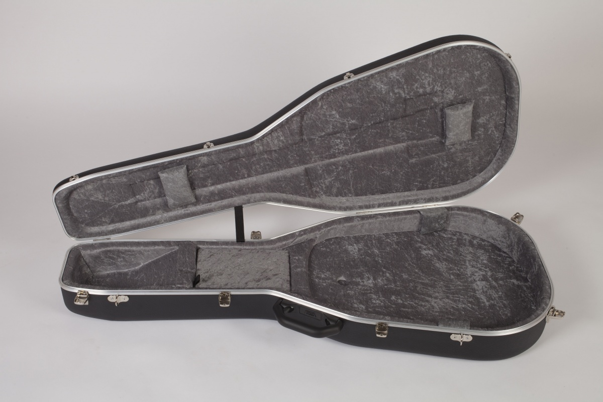hiscox pro ii semi acoustic guitar case pro ii gs b s. Black Bedroom Furniture Sets. Home Design Ideas