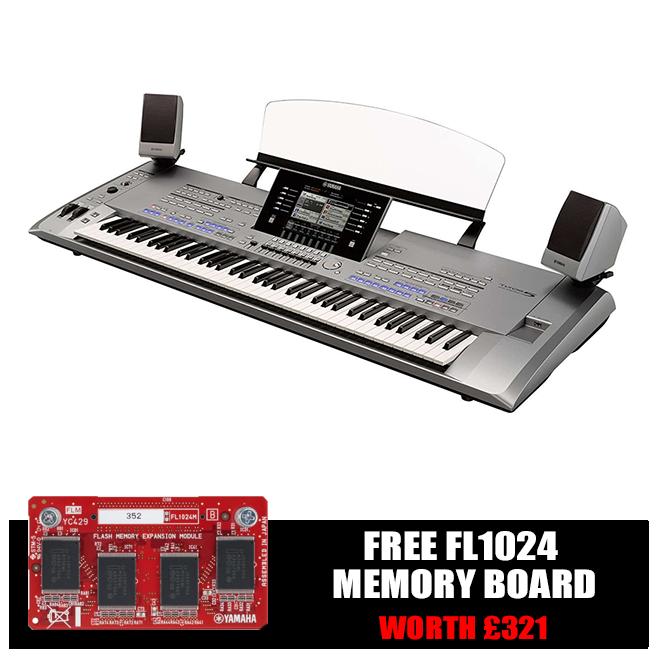 yamaha tyros 5 76 keyboard only. Black Bedroom Furniture Sets. Home Design Ideas
