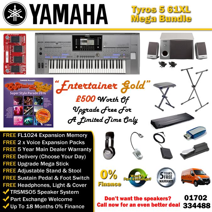 Yamaha Tyros 5 Styles Free - mysoftsoftunit