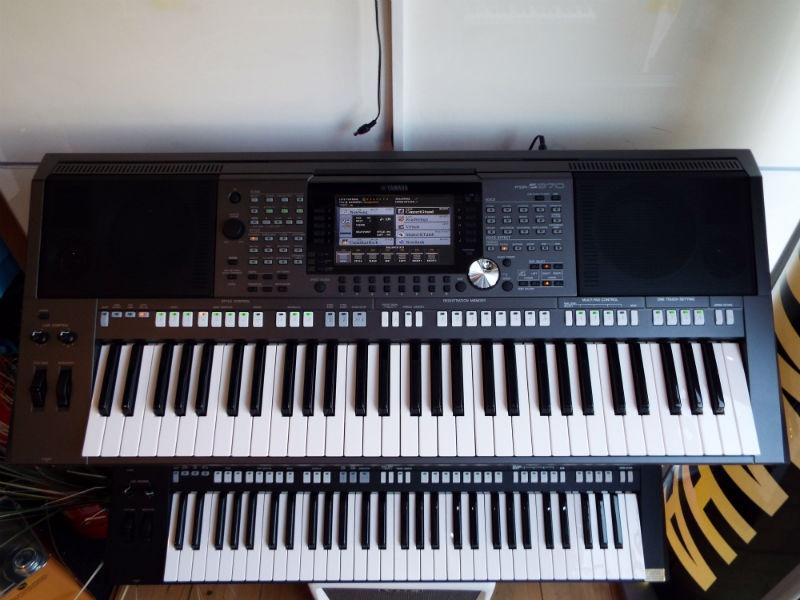 used yamaha psr s970 keyboard b grade model. Black Bedroom Furniture Sets. Home Design Ideas