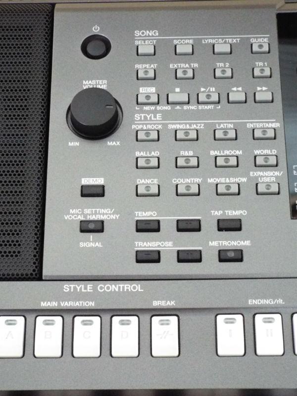 Used Yamaha PSR-S970 Keyboard