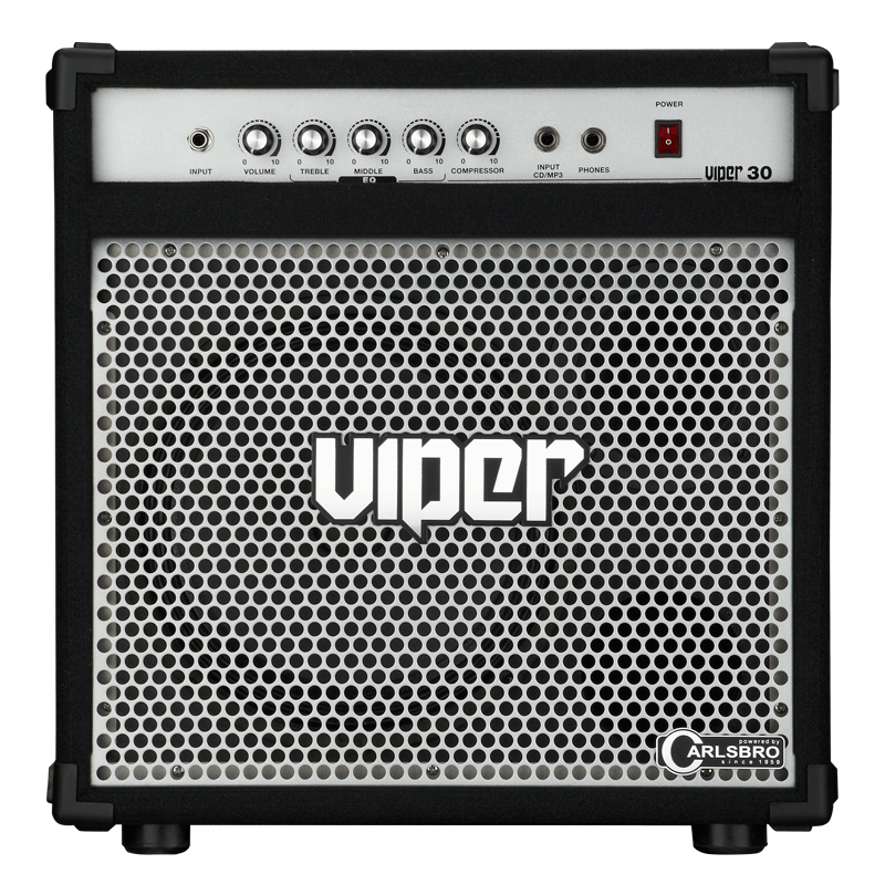 carlsbro viper 30 bass guitar amp. Black Bedroom Furniture Sets. Home Design Ideas
