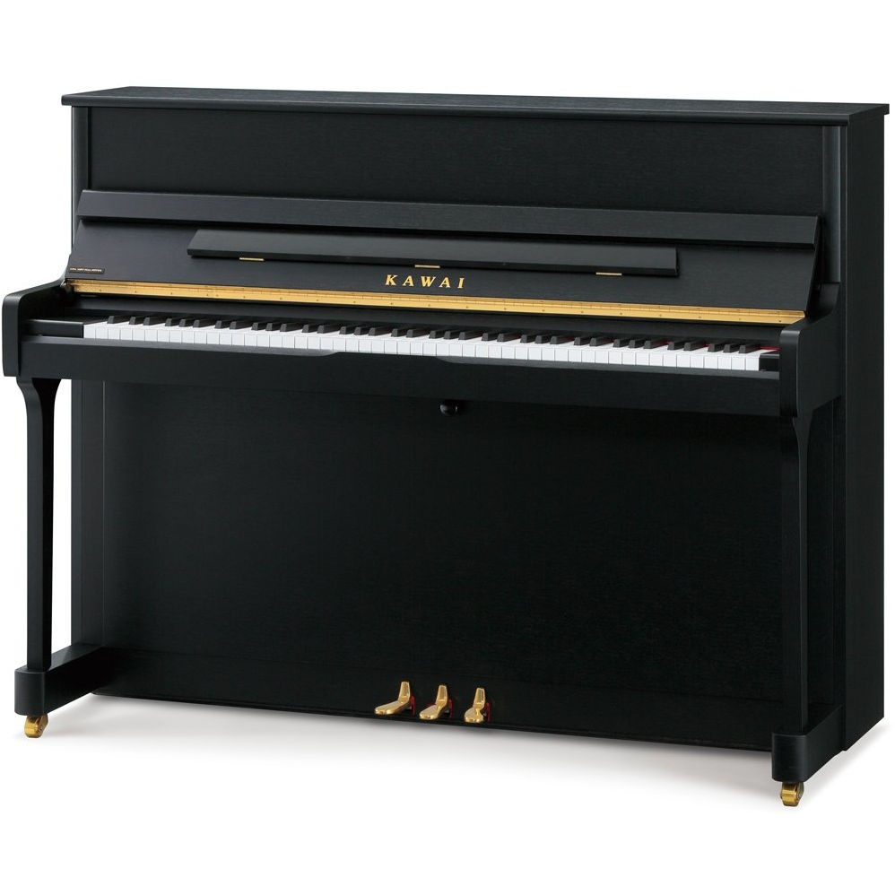 kawai e 200 studio upright piano. Black Bedroom Furniture Sets. Home Design Ideas