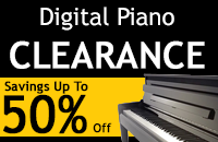 Digital Piano Sale