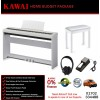 Kawai ES110 White Digital Piano Home Budget Package