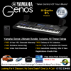 Yamaha Genos 76 Note Ultimate Bundle Keyboard & Speakers