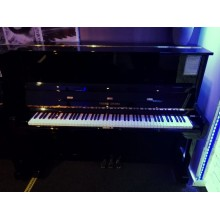 Factory Refurbished Young Chang U3 Polished Ebony Upright Piano