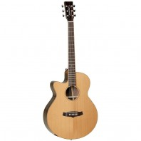 Tanglewood Java Exotic Series - TWJ SFCE Left handed