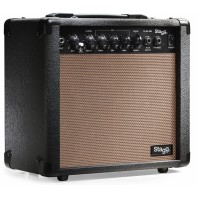Stagg 15 AA DR UK Acoustic Guitar Amplifier