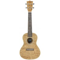 Chord Native Curly Ash Concert Ukulele