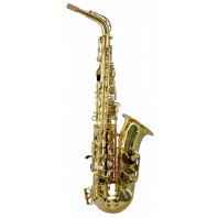 Trevor James 'Horn' Classic II Alto Saxophone - Gold Lacquer - 3722G