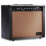 Stagg 40 AA R UK Acoustic Guitar Amplifier
