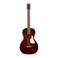 A&L Roadhouse Tennessee Red Electro-Acoustic Guitar With Fishman Pickup