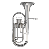 Jupiter Eb Tenor Horn Silver Plated JAH700S