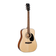 Cort AD810 Open Pore Acoustic Guitar