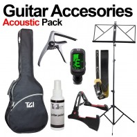 Acoustic Guitar Accessories Pack
