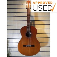 Used Alhambra Iberia Natural Classical Guitar