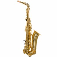 Trevor James Alphasax - Gold Lacquer - 371A