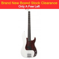 Bass Collection Power Bass China White