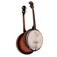 Barnes BJ304GT Gaelic-Irish Tenor 4-string Banjo 'Perfect'