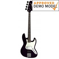 Bass Collection Jive Bass Jet Black