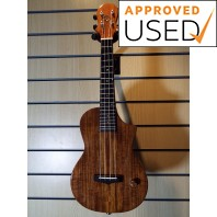 Used Big Island EUL ACA Long Neck Concert Electro-Ukulele