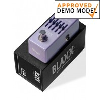 Blaxx Bass EQ Pedal Demo Model