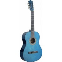 4/4 Size Classical Guitar - Blue