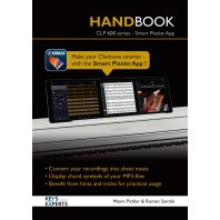 Clavinova CLP-600 Series & Smart Pianist Handbook