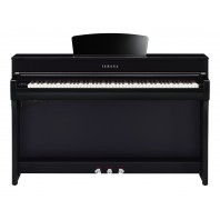 Yamaha CLP735 Polished Ebony Digital Piano