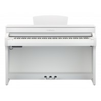 Yamaha CLP735 White Digital Piano