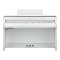 Yamaha CLP745 White Digital Piano