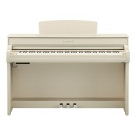 Yamaha CLP745 White Ash Digital Piano