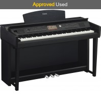 Used Yamaha CVP705 Black Walnut Digital Piano Only