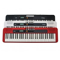 Casio CTS200 Red Keyboard