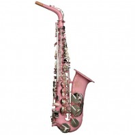 Trevor James Classic II Alto Saxophone - Pink with SP Keys - 3722PN