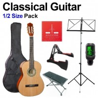 Beginners 1/2 Classical Guitar Pack