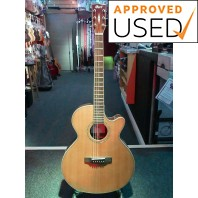Used Cort AS-S5 Electro-Acoustic Guitar