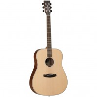 Tanglewood Dreadnought Discovery Exotic Guitar - DBT D EB
