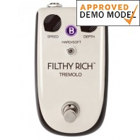 Danelectro BT1 Filthy Rich Tremolo Pedal Demo Model
