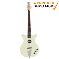Danelectro DCV56CR Convertible Guitar Demo Model