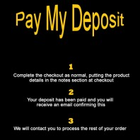Deposit Payment of £100 for Purchase from Allegro Music