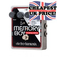 Electro Harmonix Memory Boy Analog Delay with Chorus/Vibrato Demo Model