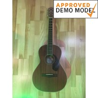 Fender PM2 Parlor Acoustic Guitar Demo Model