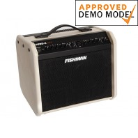 Fishman Loudbox Mini Special Edition White Acoustic Amp Demo Model