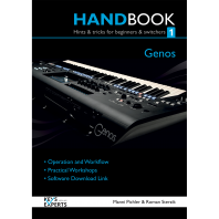 Genos Handbook & User Guide Book 1