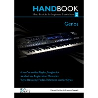 Genos Handbook & User Guide Book 2