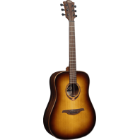 Lag Tramontane Dreadnought Brown Shadow Guitar T118D-BRS